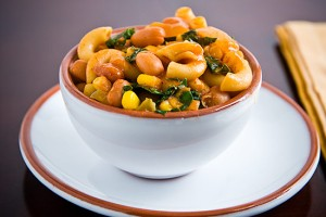 Chili Mac; Recipe and Photo by Susann Voisin
