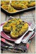 broccoli and cheeze potatoes