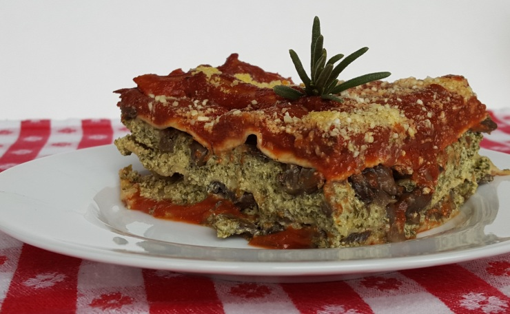 Chef AJ's Lasagna