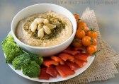 garlic-hummus