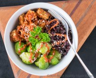 tempeh-and-brussels-sprouts-with-bbq-sauce-2
